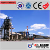 Planta de Smelting energy-saving do Ce e do magnésio ISO900