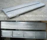 構築の安全な耐久の足場の板