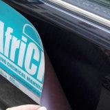 Sinais magnéticos feitos sob encomenda, etiqueta do ímã da porta de carro