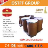 Glatter beständiger Schweißens-Draht Aws Er70s-6 (Eimersatz-/bulk-Spule /Drum) Lichtbogen-China-MIG