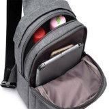 Sacs extérieurs de taille de sac d'épaule de sac de poitrine de sport de course