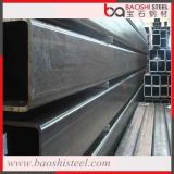 Tubo de acero/tubos rectangulares/sección hueco galvanizada