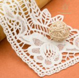Hot Sale Custom Made Chiffon Frills Lace Trims pour vêtements