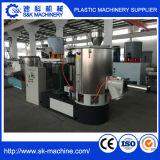 Plastic Machine Equipo de mezcla con mezcla caliente y frío