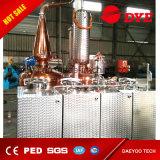 дистиллятор бака немецкой технологии 300L красный медный для вискиа, рябиновки, и рома