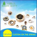 Fornitore delle molle Volute di torsione piana del metallo o delle molle a spirale della bobina dell'acciaio inossidabile