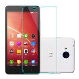 Protetor de vidro da tela do telefone por atacado livre da bolha para Zte V7 máximo