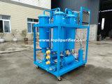 Purificatore di olio della turbina a vapore dell'olio lubrificante di vuoto di rendimento elevato (TY)