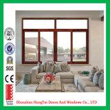 Moderner Art-Aluminiumrahmen-schiebendes Fenster (HT-YY49)