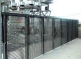 Clôture en grille en acier de haute qualité