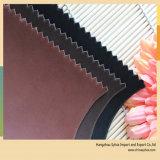 Dame-beiläufige Schuh-Mikroveloursledermens-Leder