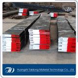 Preço de fábrica de aço laminado a alta temperatura da barra SKD11 lisa
