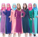 La donna copre la signora Dress Wear della Boemia per islamico