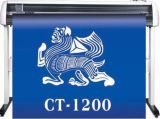 Cortador do vinil de /Sticker CT-1200 parede/carro/etiqueta do profissional 48 da '' com software