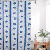 Progettare la tenda per il cliente di acquazzone impermeabile della stanza da bagno della Anti-Muffa PEVA (15S0040)