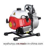 Benzin-Motor-Wasser-Pumpe 1 Zoll-Wasser-Pumpe angeschalten durch Motor 1e44f-6