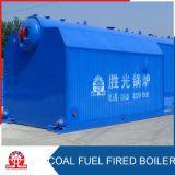 Caldaia a vapore infornata carbone orizzontale industriale del Doppio-Timpano di Szl12-1.25MPa