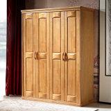 غرفة نوم أثاث لازم صلبة خشبيّة خزانة ثوب [أرموير] خزانة ([غسب9-016])