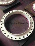 Le numéro d'ASME B16.47 une Grand-Taille a modifié la bride de collet de soudure de solides solubles