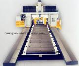 Dos guías lineales del carril-guía y una caja de pórtico CNC de la máquina (DL1220)