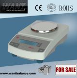 Bench Digital Scale High Resolution com ISO (110g * 0.001g)