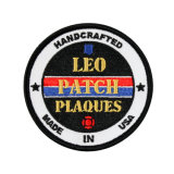 Cool Style Police Embroidery Fabric Patch