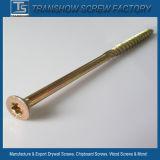 中国木製ねじ製造業者速い配達材木の固定ねじ