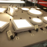 Luz de painel quadrada do diodo emissor de luz de 6W 12W 18W 24W (LED-PANEL-004)
