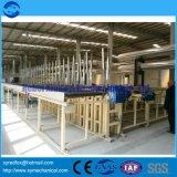 Equipe do projeto e do serviço do Linha-Profissional da produção da placa de gipsita