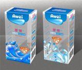 Embalaje plegable plástico transparente de PVC (HG-PB011)