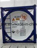 conteneur de haute résistance de réservoir d'acier du carbone 25000L pour l'eau, pétrole, produits chimiques