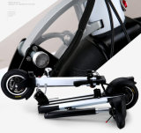 400W 36V/10.5ahリチウムが付いているアルミニウム蹴りのスクーター