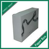 Progettare il contenitore per il cliente di imballaggio stampato scatola del documento ondulato