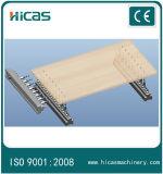 Aléseuse en bois de matériel horizontal pour le panneau en bois