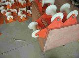 Rullo del cavo con il paranco differenziale di alluminio cavo/della rotella/rulli
