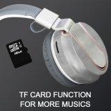 Cuffia avricolare fredda grigia Handsfree stereo senza fili di Bluetooth