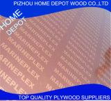 Geschäftsversicherungs-Film gegenübergestelltes Shuttering Furnierholz 122 x 244 x 18mm 12mm
