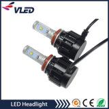 Il più nuovo faro alto dell'automobile di lumen 30W LED del Turbo può colore & apparenza dell'OEM