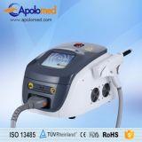 Laser de déplacement de tatouage de machine de laser de ND YAG de Q-Commutateur d'Apolomed