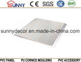 Matériaux de construction Panneau en marbre PVC plafonnier, panneau en PVC décoratif