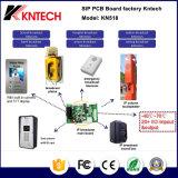 Industrieller Bedienpult-Parkplatz Schaltkarte-Installationssatz VoIP Hauptkarte Kn518 Kntech