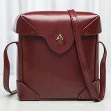 Lederne Beutel-feste Muster-Schulter-Beutel-berühmte Dame-Handtaschen Emg4720 der Marken-2016