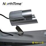 アルミニウムBridgelux LEDsはカメラが付いている1つの太陽ライトのすべてを統合した