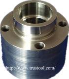Aluminium CNC, der CNC maschinell bearbeitete Teile 5axis maschinell bearbeitet