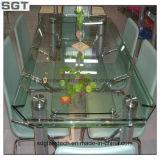 vidrio ultra blanco del vidrio de flotador del claro de 4mm-12m m para cercar