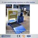 Scherpe Machine van de Guillotine van de Snijder van de Guillotine van het Ce- Certificaat de Automatische Rubber Elektrische