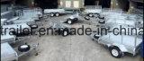 8 X 5 Geschatte Doos Aanhangwagen Gegalvaniseerde 1000kg