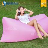 Luft-Gefüllte kampierende Freizeit-Sofa-Möbel-Zug-Beutel-aufblasbare Luft-Couch