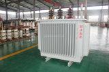 Трансформаторы погруженные маслом трехфазные аморфические 1500kVA изготовления Китая