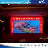 HD P6mm Mrled의 높은 광도에 실내 큰 단계 LED 스크린